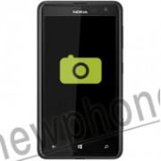 Nokia 625, Camera reparatie