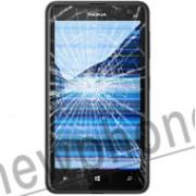 Nokia 625, Aanraakscherm / beeldscherm reparatie