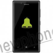 Nokia Lumia 720, Speaker reparatie
