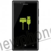 Nokia Lumia 720, Software herstellen