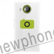 Nokia lumia 950 back camera reparatie