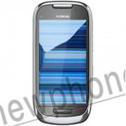 Nokia C7, LCD reparatie