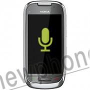 Nokia C7, Microfoon reparatie