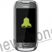 Nokia C7, Speaker reparatie