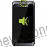 Nokia E7, Ear speaker reparatie