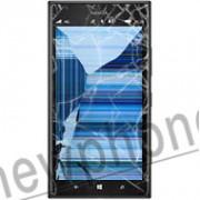 Nokia lumia 1520 scherm reparatie