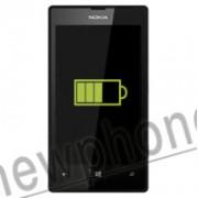 Nokia Lumia 520, Accu reparatie