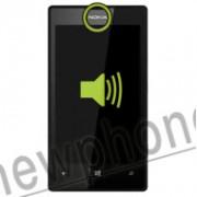 Nokia Lumia 520, Ear speaker reparatie