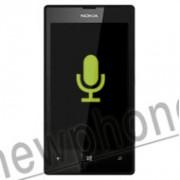 Nokia Lumia 520, Microfoon reparatie