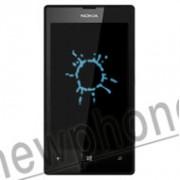 Nokia Lumia 520, Vochtschade