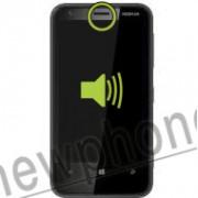Nokia Lumia 620, Ear speaker reparatie