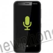 Nokia Lumia 620, Microfoon reparatie