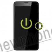 Nokia Lumia 640 aan uit knop reparatie