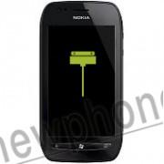 Nokia Lumia 710, Connector reparatie