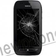 Nokia Lumia 710, Touchscreen reparatie