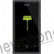 Nokia Lumia 800, Connector reparatie