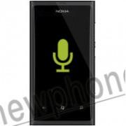 Nokia Lumia 800, Microfoon reparatie