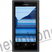 Nokia Lumia 800, Touchscreen / LCD scherm reparatie