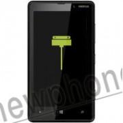 Nokia Lumia 820, Connector reparatie