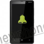 Nokia Lumia 820, Speaker reparatie