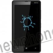 Nokia Lumia 820, Vochtschade