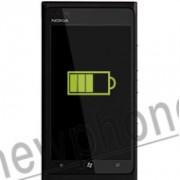Nokia Lumia 900, Accu reparatie