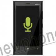 Nokia Lumia 920, Microfoon reparatie