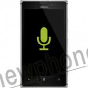 Nokia Lumia 925, Microfoon reparatie