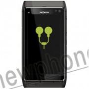 Nokia N8, Audio headset reparatie
