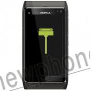 Nokia N8, Connector reparatie