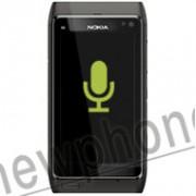 Nokia N8, Microfoon reparatie
