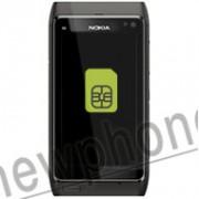 Nokia N8, Sim slot reparatie
