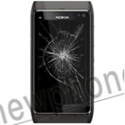 Nokia N8, Touchscreen reparatie