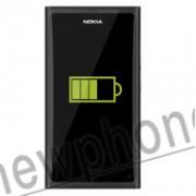 Nokia N9, Accu reparatie