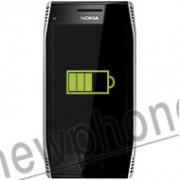 Nokia X7, Accu reparatie