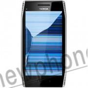 Nokia X7, Display AMOLED reparatie