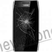 Nokia X7, Display touchpanel reparatie