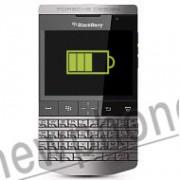 BlackBerry P 9981, Accu reparatie