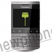 BlackBerry P 9981 Porsche Design, Connector reparatie