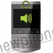 BlackBerry P 9981, Ear speaker reparatie