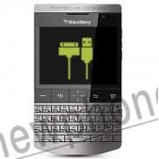BlackBerry P 9981, Software herstellen