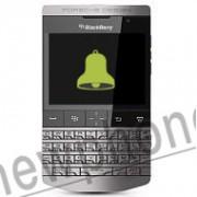 BlackBerry P 9981, Back speaker reparatie