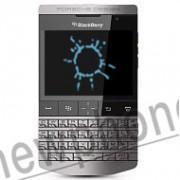 BlackBerry P 9981, Vochtschade