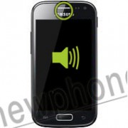Samsung Galaxy Ace 2, Ear speaker reparatie