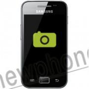 Samsung Galaxy Ace, Camera reparatie