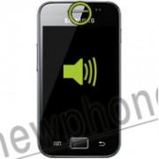 Samsung Galaxy Ace, Ear speaker reparatie