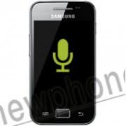 Samsung Galaxy Ace, Microfoon reparatie