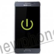 Samsung Galaxy Alpha aan uit knop reparatie