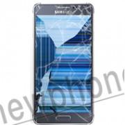 Samsung Galaxy Alpha scherm reparatie