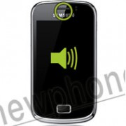 Samsung Galaxy Mini 2, Ear speaker reparatie